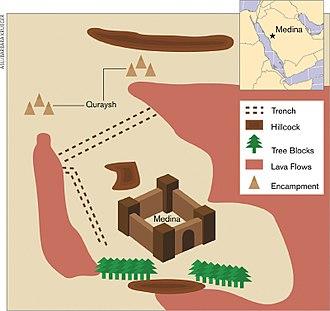 Battle of the Trench - Battle of the Trench (Medina)