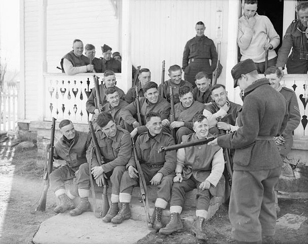 File The British Army In Norway April June 1940 N82 Jpg