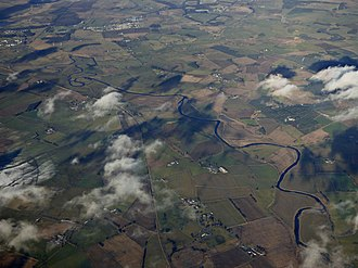 River Clyde - The Carstairs meanders
