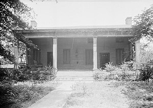 National Register of Historic Places listings in Lowndes County, Mississippi - Image: The Cedars, Columbus (Lowndes County, Mississippi)