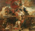The Death of Nelson at the Battle of Trafalgar, 21 October 1805 RMG BHC0547.tiff