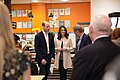 The Duke and Duchess Cambridge at Commonwealth Big Lunch on 22 March 2018 - 107.jpg