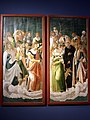 The Fourteen Holy Helpers by the Master of the Legend of St. Crispin - Gemäldegalerie - Berlin - Germany 2017.jpg