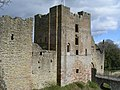The Great Tower Gatehouse Keep Ludlow Castle - geograph.org.uk - 1248285.jpg