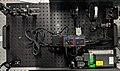 The HX120 Qualification Testing optical setup.jpg