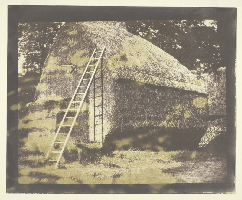 The Haystack by Henry Fox Talbot