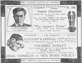 <i>The Slave</i> (1917 drama film)