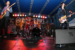 The Jon Spencer Blues Explosion, BFF2009.jpg