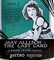 The Last Card (1921) - Ad 1.jpg