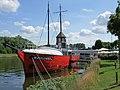 The Mayflower Light Ship, Bruges.jpg