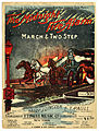 The Midnight Fire Alarm, Harry J. Lincoln and E. T. Paull sheet music 1907 (6274440381).jpg