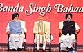 The Prime Minister, Shri Narendra Modi at the 300th Martyrdom Anniversary Commemoration Event of Baba Banda Singh Bahadurji, in New Delhi.jpg