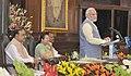 The Prime Minister, Shri Narendra Modi delivering his inaugural address at the National Legislators Conference, in New Delhi (1).jpg