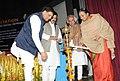 The Speaker, Lok Sabha, Smt. Meira Kumar lighting the lamp to inaugurate the National Conference on Sociology of Sanitation (Environmental Sanitation, Public health and Social Deprivation).jpg