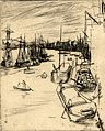 The Thames Set Little Wapping etching by James McNeill Whistler.jpg
