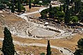 The Theatre of Dionysus from the Acropolis on July 9, 2019.jpg