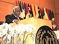 The Union Minister for Labour and Employment, Shri Mallikarjun Kharge addressing the Plenary Session of the 101st Session of International Labour Conference, at Geneva on June 06, 2012.jpg