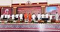 The Vice President, Shri M. Venkaiah Naidu at the 103rd Birth Anniversary Celebrations of His Holiness Jagadguru Sri Shivarathri Rajendra Mahaswamiji, in Mysuru, Karnataka.JPG