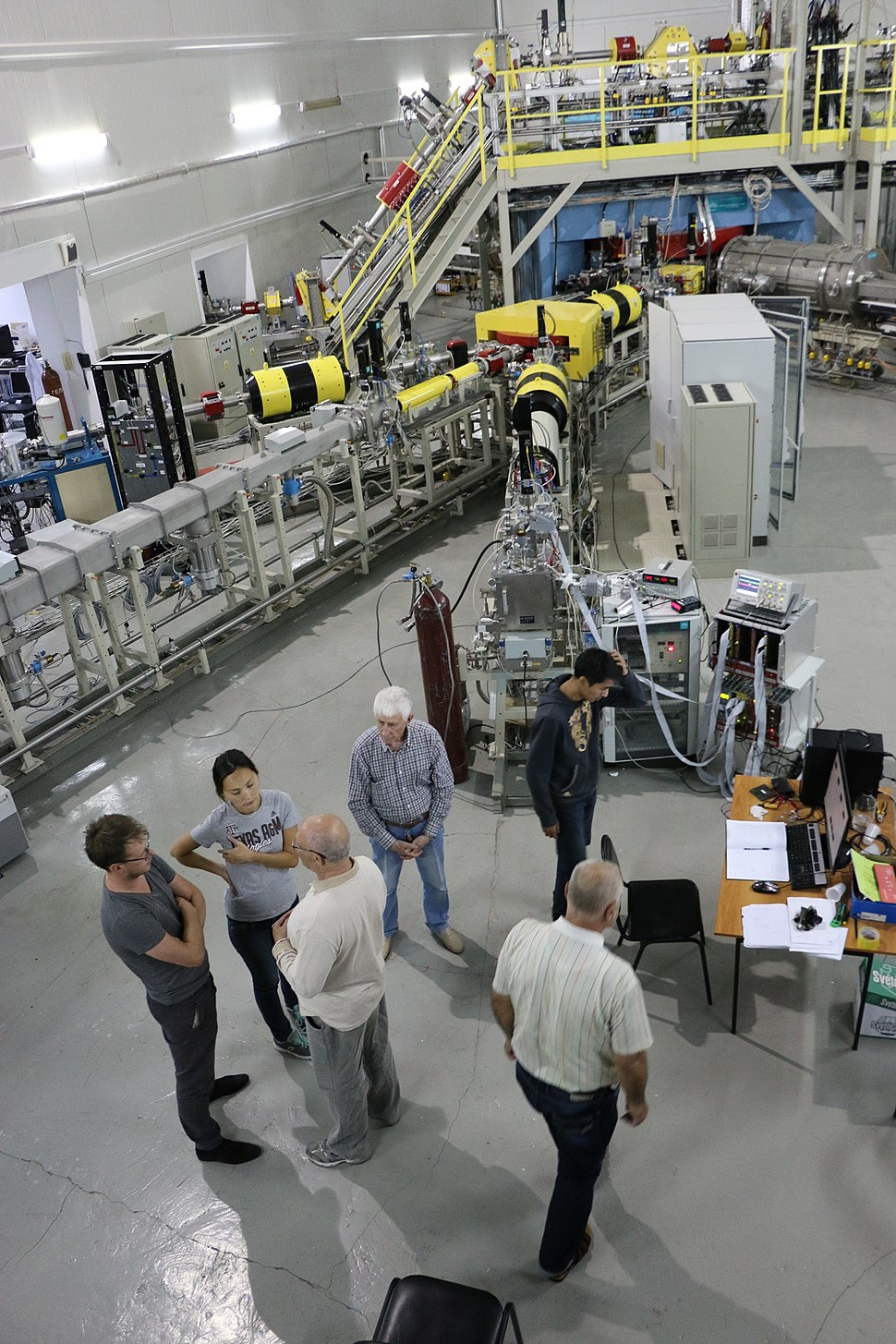 The irradiation experiments at the ion accelerator DC-60. Astana, Kazakhstan