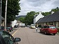The main street in Ballachulish village. - geograph.org.uk - 942347.jpg
