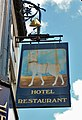 The sign of the White Hart, Gainsborough - geograph.org.uk - 1320636.jpg