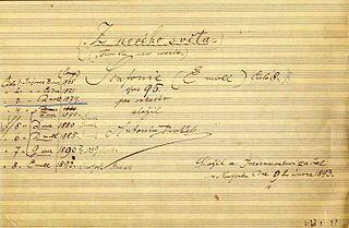 Symphony No. 9 (Dvořák) Symphony by Antonín Dvořák