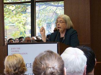 Theda Skocpol - Theda Skocpol speaking about the Tea Party at the Munk School
