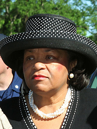 Thelma Harper (politician) - Image: Thelma Harper Nashville 2010