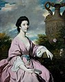 Theodosia Meade, Countess of Clanwilliam (Miss Hawkins-Magill) by Joshua Reynolds (colour), 50 x 40 inches.jpg