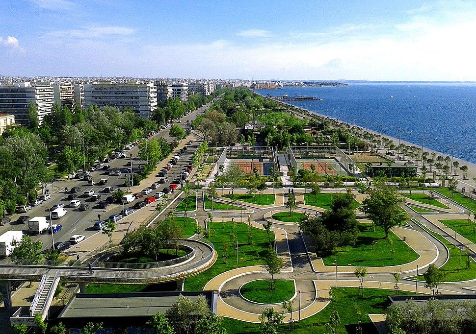 Thessaloniki waterfront - Greece - panoramio