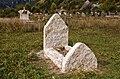 Theth, Fushë-Theth – Cemetery 03 Robert Elsie.jpg