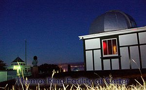 Thomas King Observatory - Carter Observatory - Thomas King Observatory
