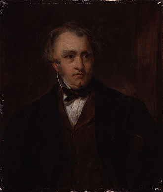 Thomas Babington Macaulay - Macaulay by Sir Francis Grant.