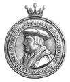 Thomas Cromwell medal, 1538 side 1.png