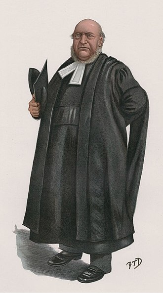 Thomas Fowler (academic) - Thomas Fowler, Vice-Chancellor of Oxford University.