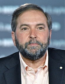Thomas Mulcair en 2011