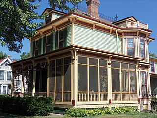 Thomas Murray House (Davenport, Iowa)
