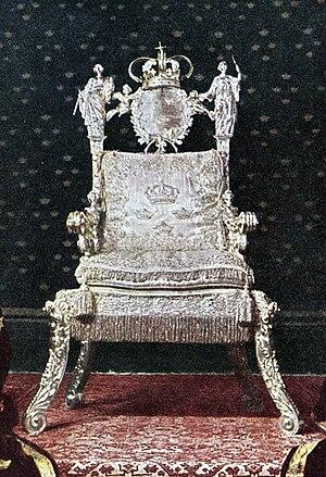 Silver Throne - The Silver Throne.