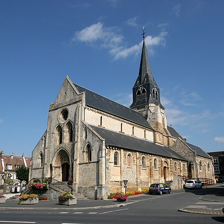 Saint Sauveur Church Thury-Harcourt-calvados-eglise.jpg