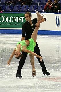 Derek Trent figure skater