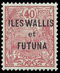 Timbre Wallis et Futuna 1920 - 40 centimes.jpg