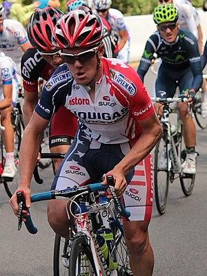 Timmy Duggan - Duggan at the 2012 Grand Prix Cycliste de Montréal