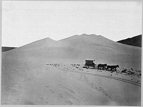 Timothy OSullivan Wagon Carson Desert Nevada 1867.jpg