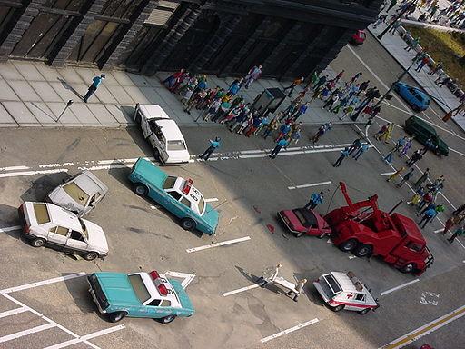 Tobu World Square New York Accident Scene 1