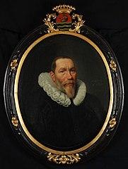 Portrait of Gerrit Meeusz. Visch