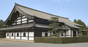 Zendo - Tōfuku-ji's  Zen-dō