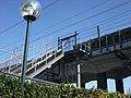 Tokaido Shinkansen maintenance workers stair - Maruko.jpg