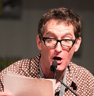 Tom Kenny - Kenny in 2010 at San Diego Comic Con