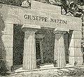 Tomba di Giuseppe Mazzini a Staglieno.jpg