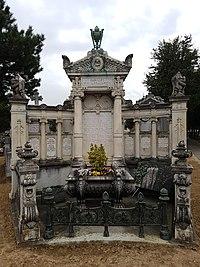 Tombe, Auguste et Louis Lumière, Lyon.jpg
